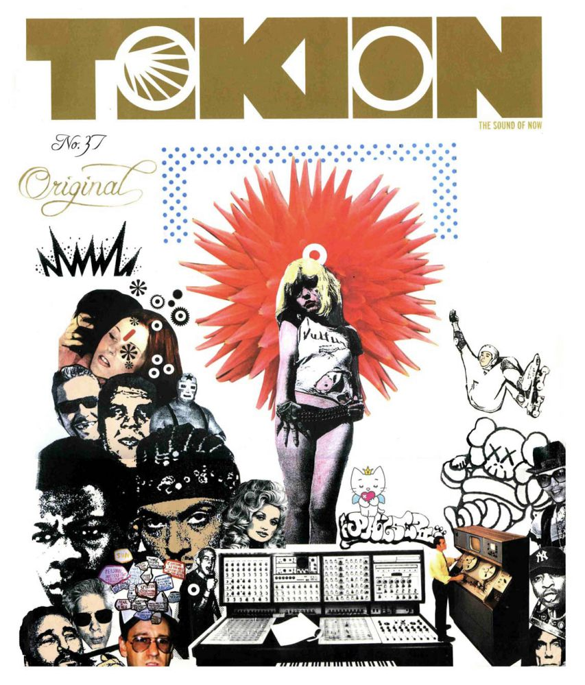 Tokion Magazine Cover - Japanese Cover - Jimmy Turrell