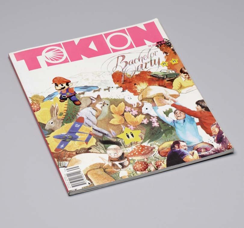 Tokion - Jimmy Turrell