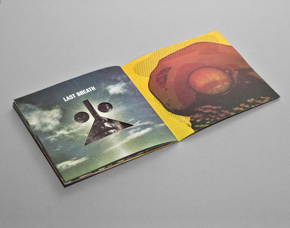 Yellowire Booklet & Poster - Jimmy Turrell
