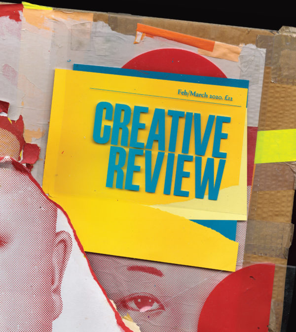CREATIVE REVIEW COVERS X 3