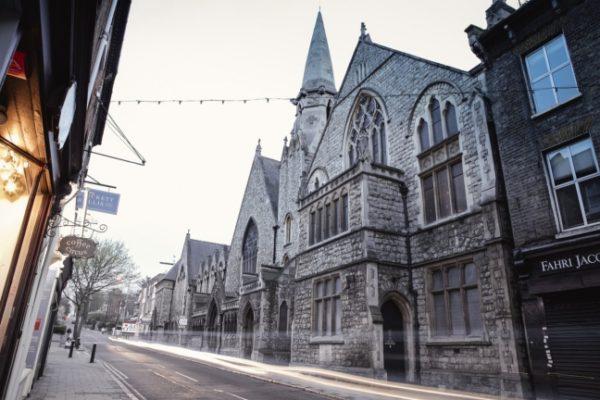 CHURCH STUDIOS LONDON